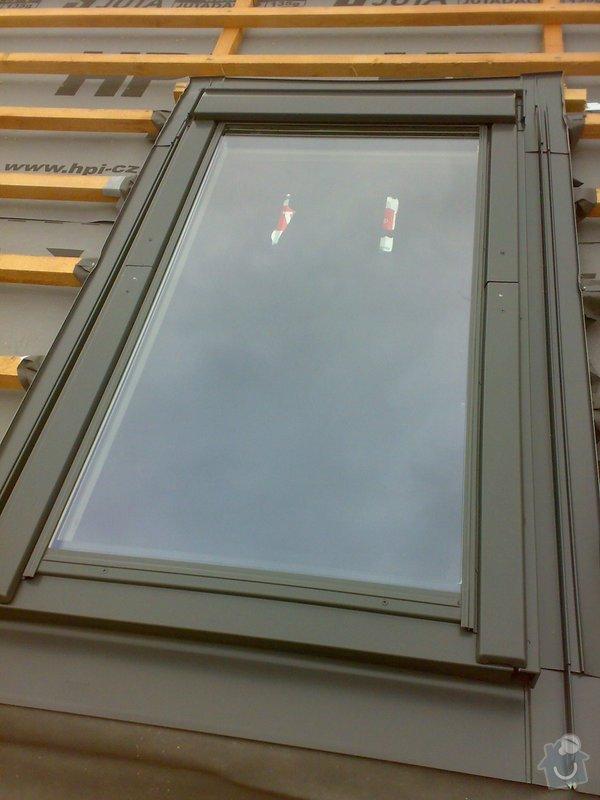 Nová střecha + půdní vestavba - jaro 2014: 6