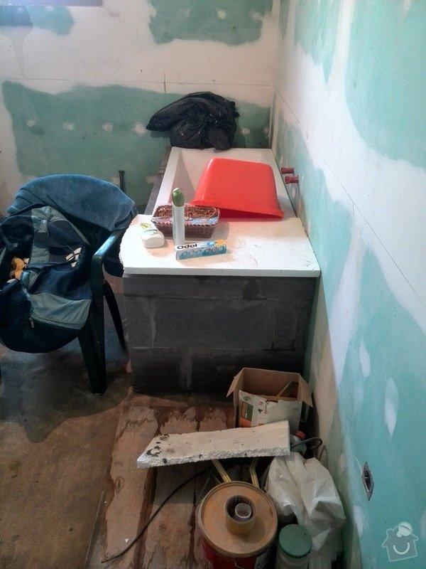 Nacenění obložení koupelny: IMG_20131215_145157