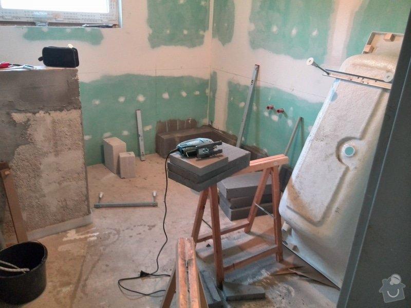 Nacenění obložení koupelny: IMG_20131208_105655