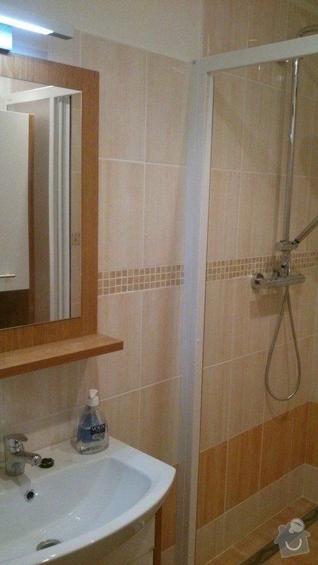 Rekonstrukce umakartového jádra v bytě 2+kk: DSC_0246