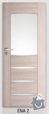 Výroba a montáž plastových dveří + interiérových dveří: dre_ena2