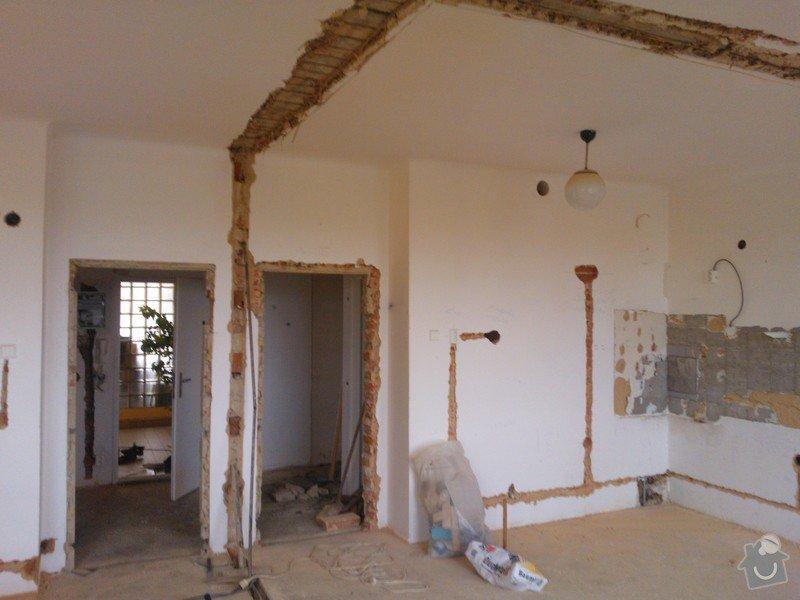 Zadnicke a instalaterske prace: WP_001442