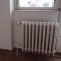 Odstraneni radiatoru vymena parapetu topeni