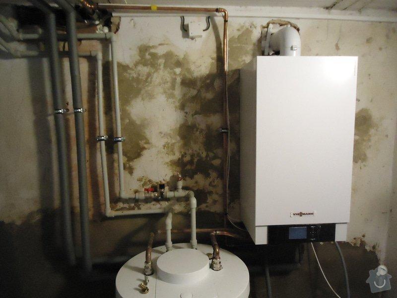 Vytápění, zdravotechnika: DSC00215