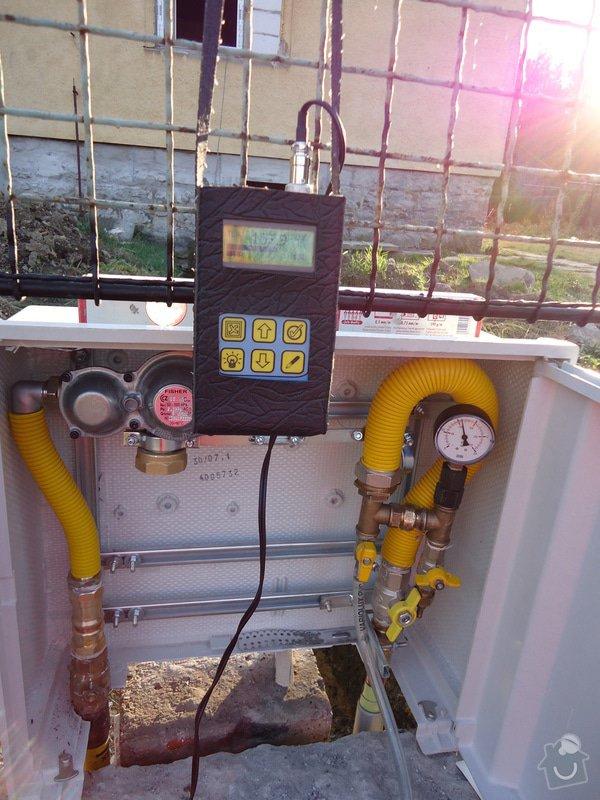 Vytápění, zdravotechnika: DSC00178