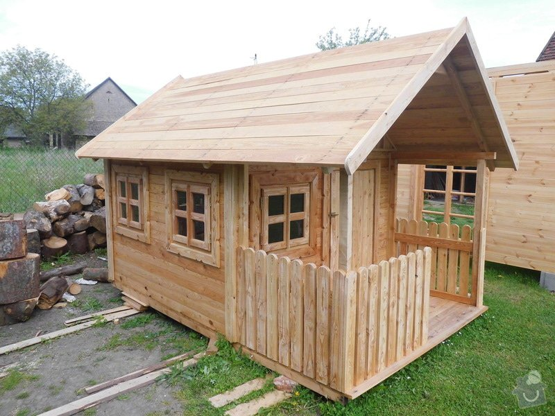 Dětský zahradní domeček: CIMG0325