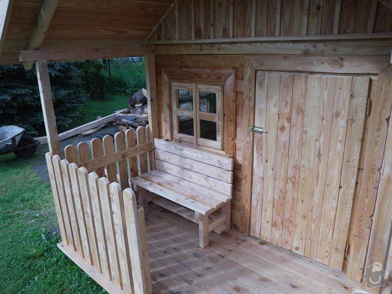 Dětský zahradní domeček: CIMG0333