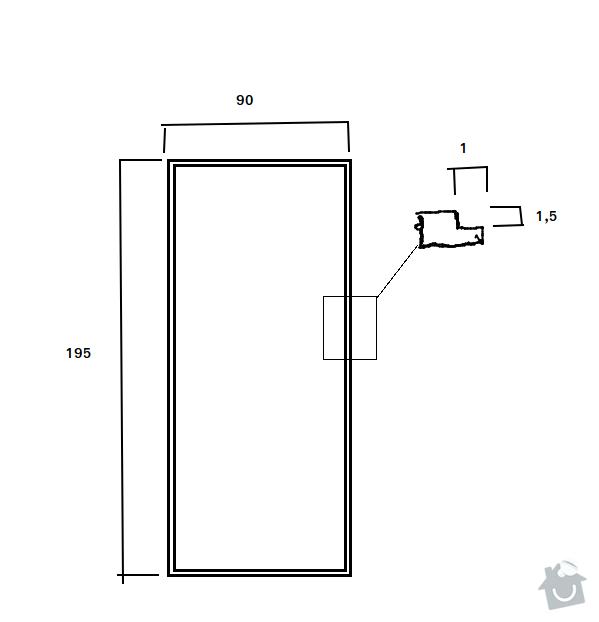 Jednoduché dveře: nepojmenovany