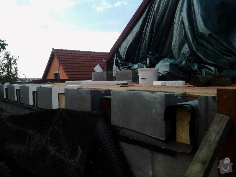 Rekonstrukce častí domu: Bysice