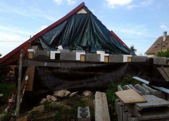 Rekonstrukce častí domu