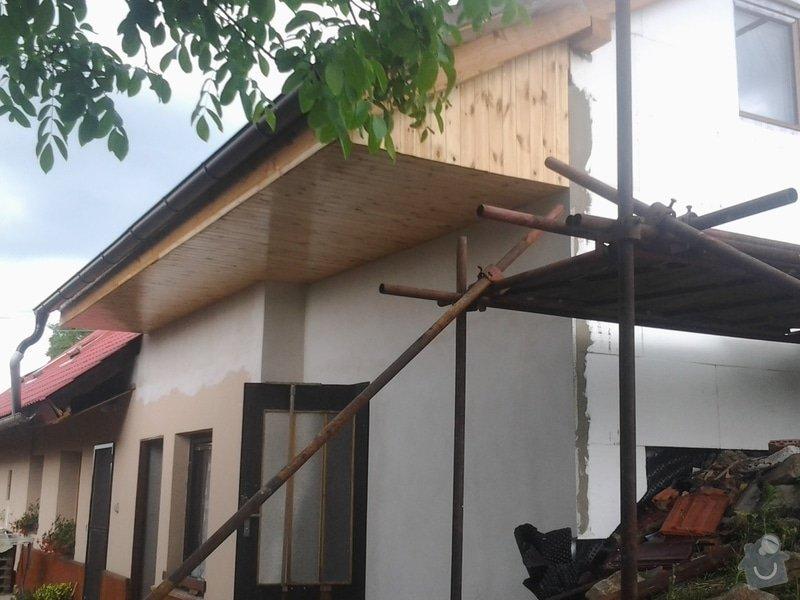 Rekonstrukce častí domu: Bysice_8