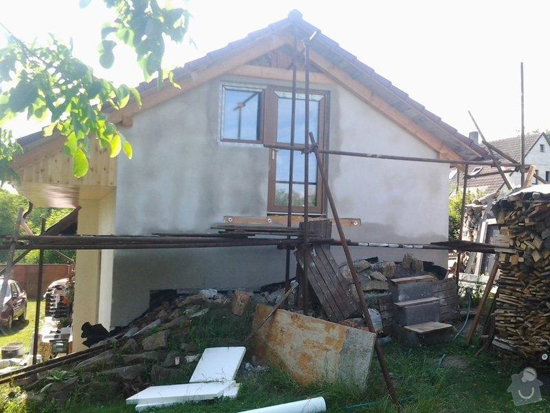 Rekonstrukce častí domu: Bysice_9