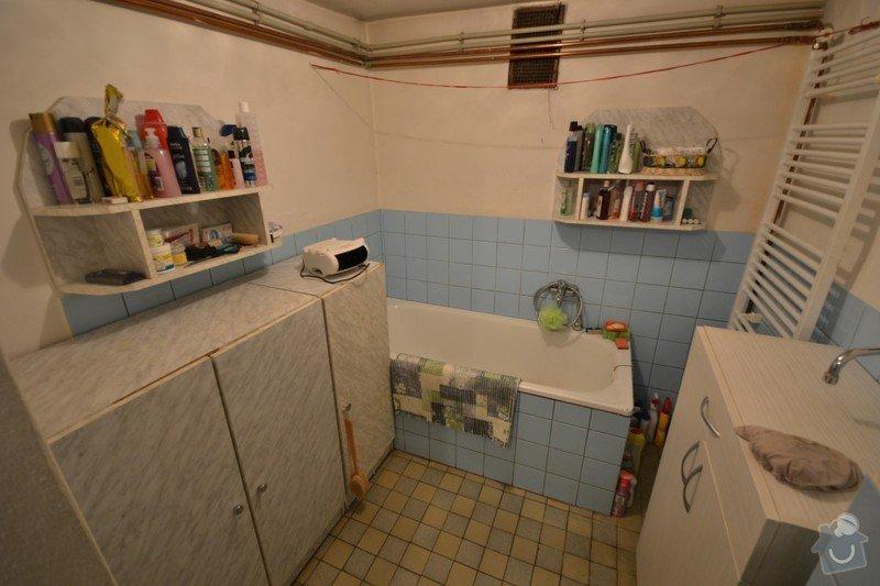 Kompletní rekonstrukce koupelny a Wc v rodinném domku.: Kralovi_1_