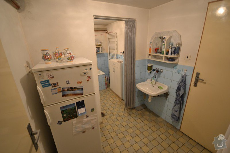 Kompletní rekonstrukce koupelny a Wc v rodinném domku.: Kralovi_2_
