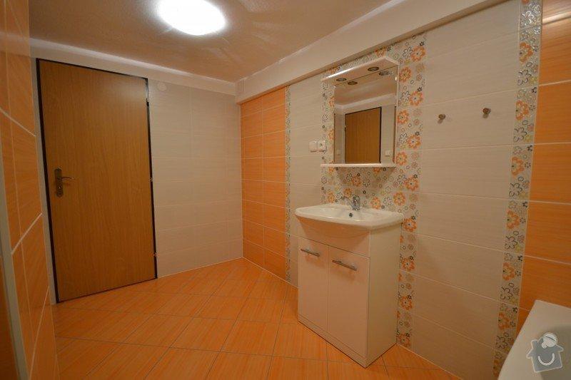 Kompletní rekonstrukce koupelny a Wc v rodinném domku.: Kralovi_10_