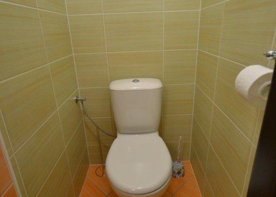 Kompletní rekonstrukce koupelny a Wc v rodinném domku.