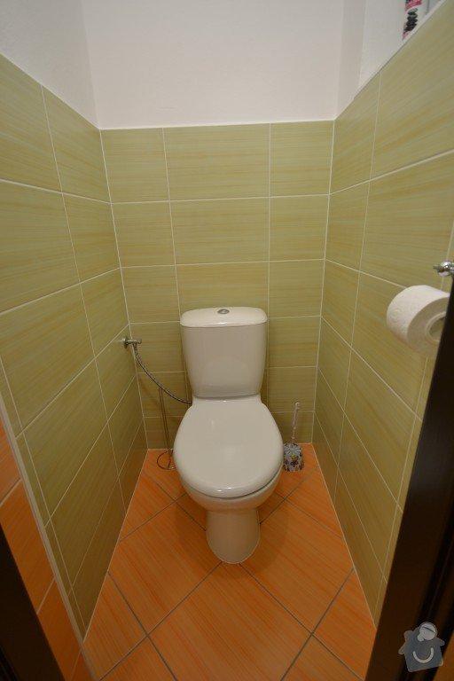 Kompletní rekonstrukce koupelny a Wc v rodinném domku.: Kralovi_14_