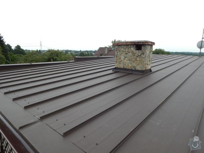 Oprava skoro rovné střechy: DSCN0939