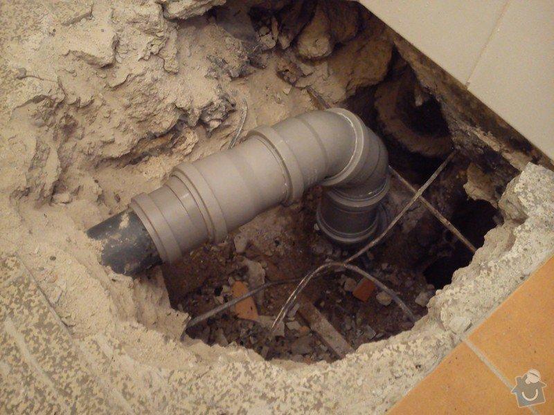 Oprava odpadního potrubí: DSC_0087