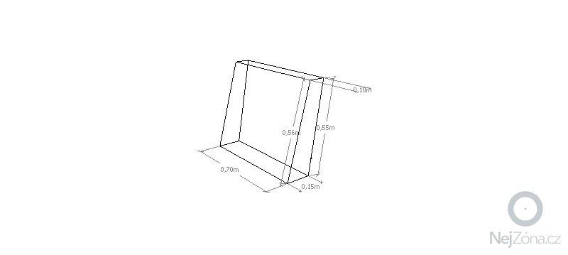 Výroba 2x pohovkový polštář: Polstare2