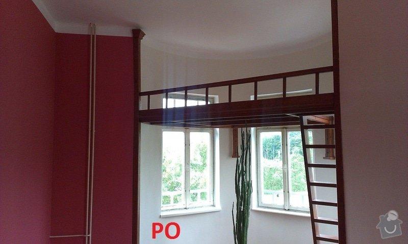 Malování,pokládka PVC: IMAG0460