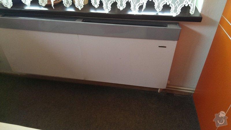 Výměna radiátorů (5ks) + termostatické hlavice: detsky_pokoj
