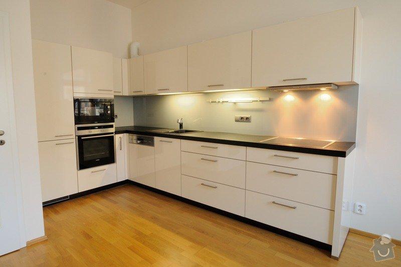 Kuchyně pro mladý pár do bytu, Praha: DSC_3665