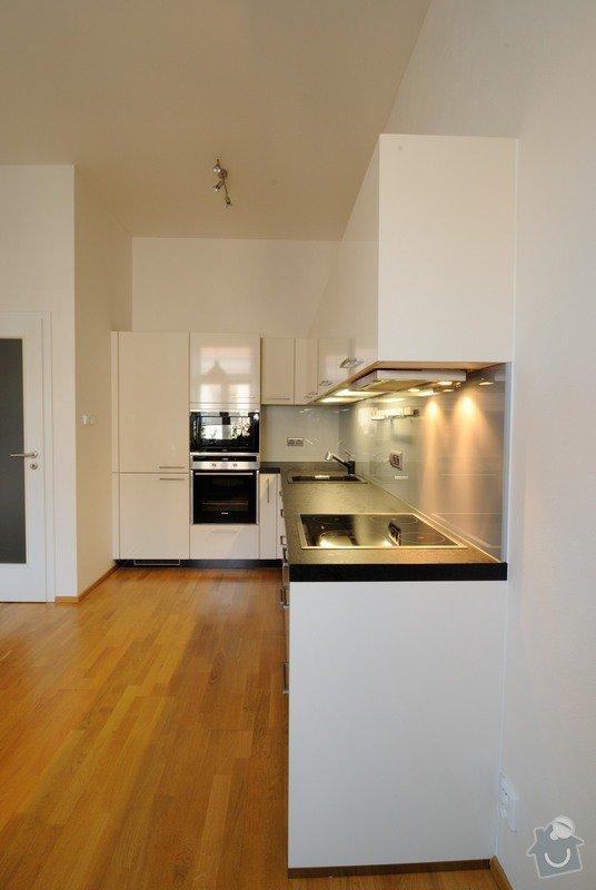 Kuchyně pro mladý pár do bytu, Praha: DSC_3660