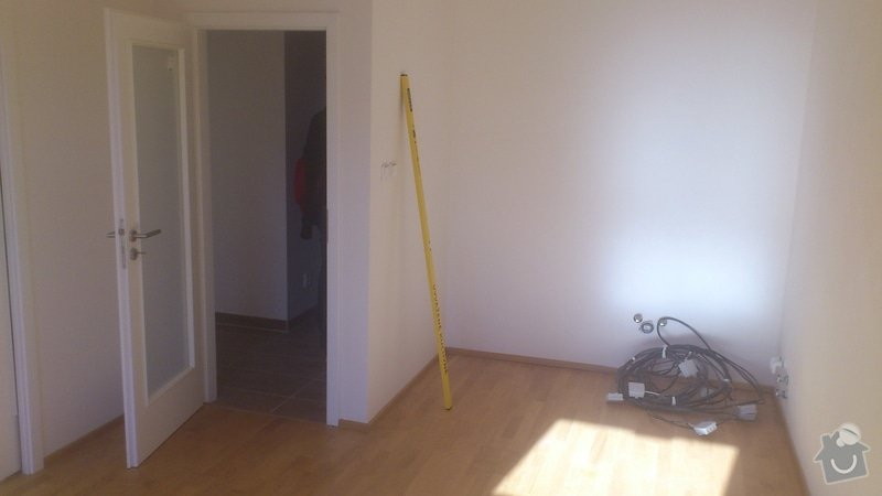 Kuchyně pro mladý pár do bytu, Praha: DSC_0611