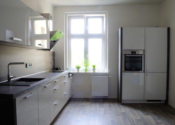 Kuchyně do staršího bytového domu, Plzeň
