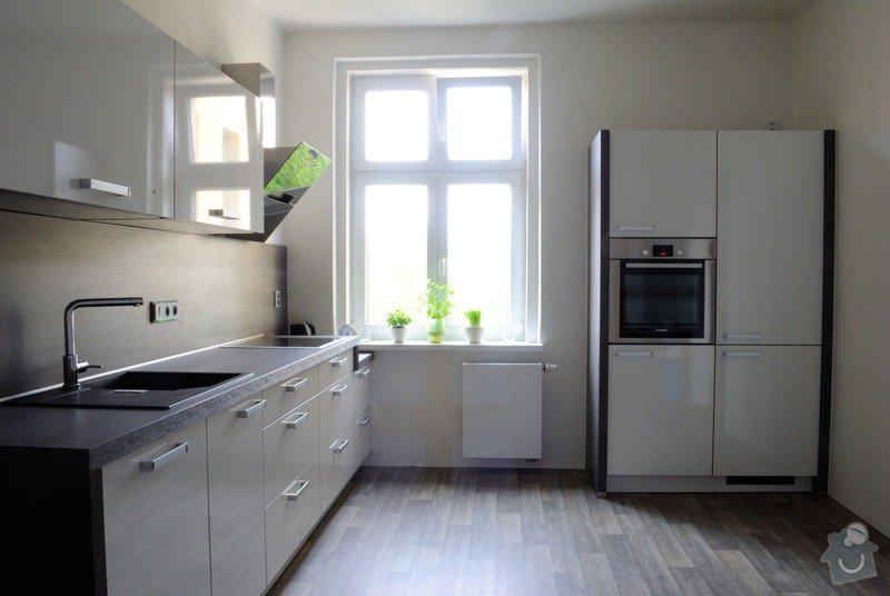 Kuchyně do staršího bytového domu, Plzeň: DSC_3279