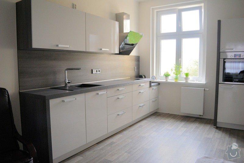 Kuchyně do staršího bytového domu, Plzeň: DSC_3283