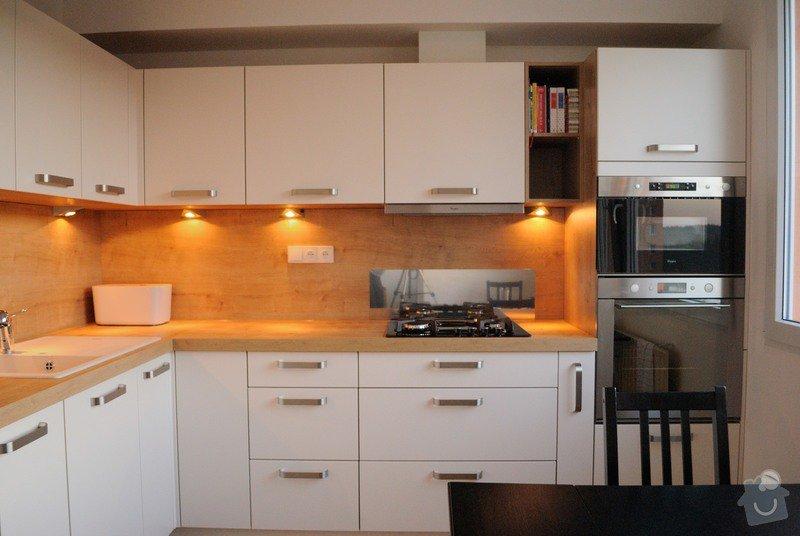 Kuchyně do panelového domu pro mladý pár, Plzeň: DSC_2965
