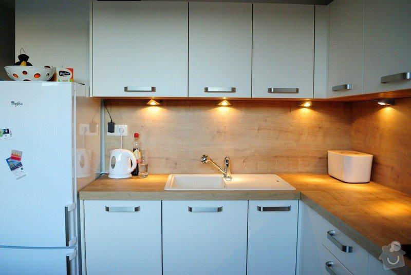 Kuchyně do panelového domu pro mladý pár, Plzeň: DSC_2967