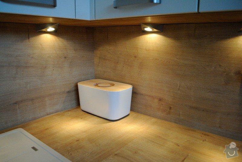 Kuchyně do panelového domu pro mladý pár, Plzeň: DSC_2973