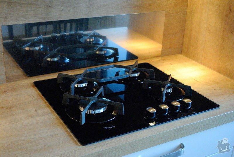 Kuchyně do panelového domu pro mladý pár, Plzeň: DSC_2975