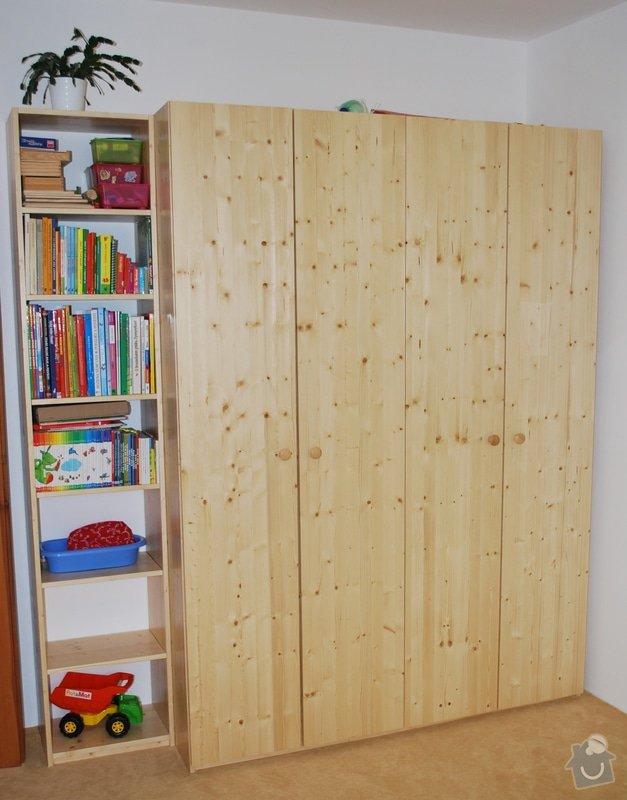 Dřevěná skříň: DSC_1196