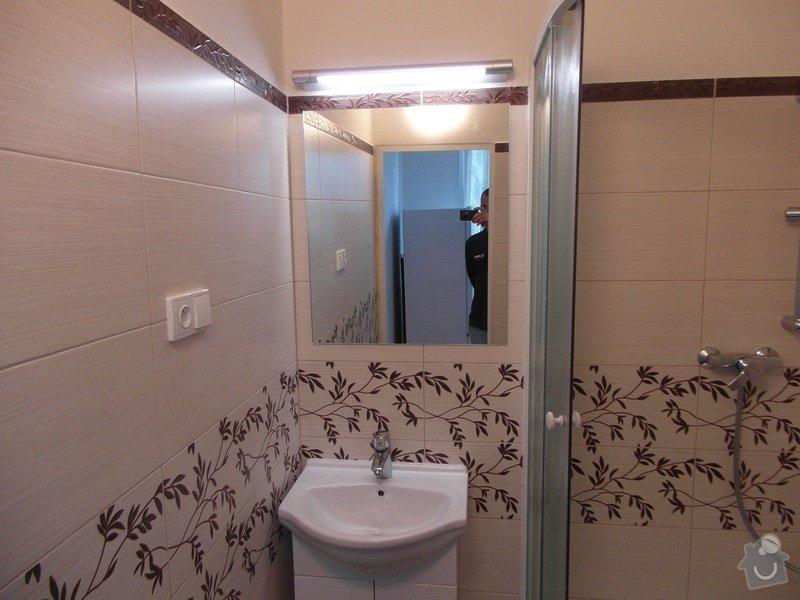 Rekonstrukce koupelny,WC a kuchyně : SAM_1542