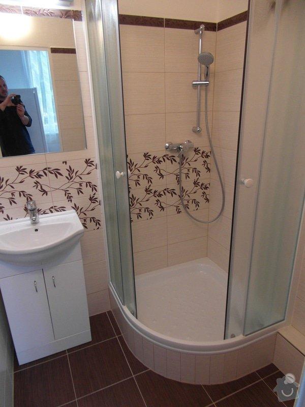 Rekonstrukce koupelny,WC a kuchyně : SAM_1543