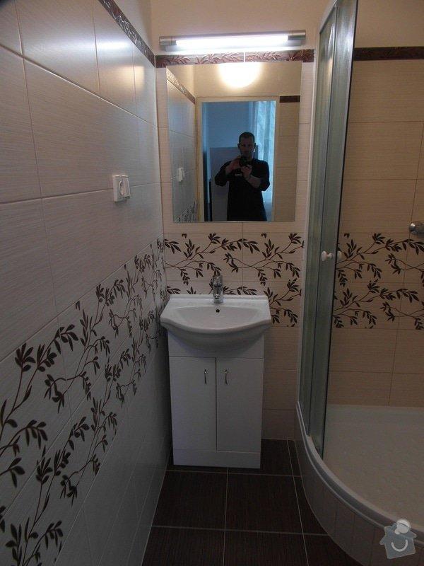 Rekonstrukce koupelny,WC a kuchyně : SAM_1544