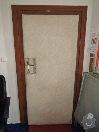 Rekonstrukce vchodových dveří pro kancelář: DSCN1966