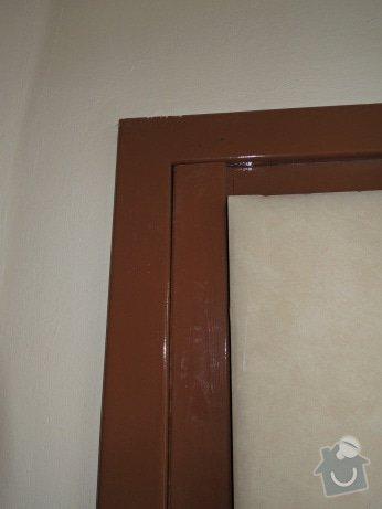 Rekonstrukce vchodových dveří pro kancelář: DSCN1967