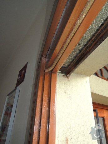 Rekonstrukce vchodových dveří pro kancelář: DSCN1969