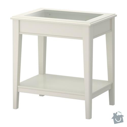 Výroba nábytku Provence: maly-stolek