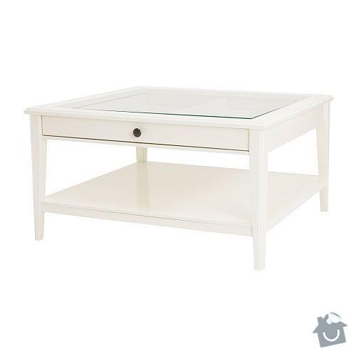Výroba nábytku Provence: konferencni-stolek