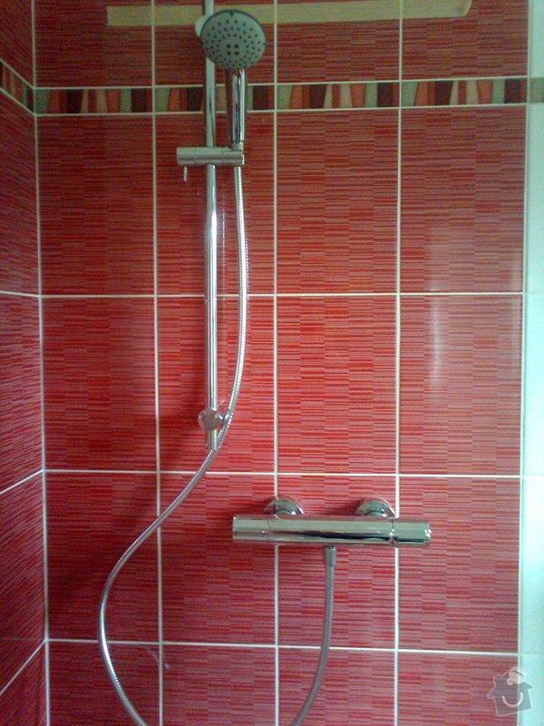 Rekonstrukce koupelny: Fotografie1566