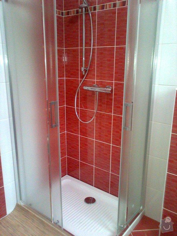 Rekonstrukce koupelny: Fotografie1577