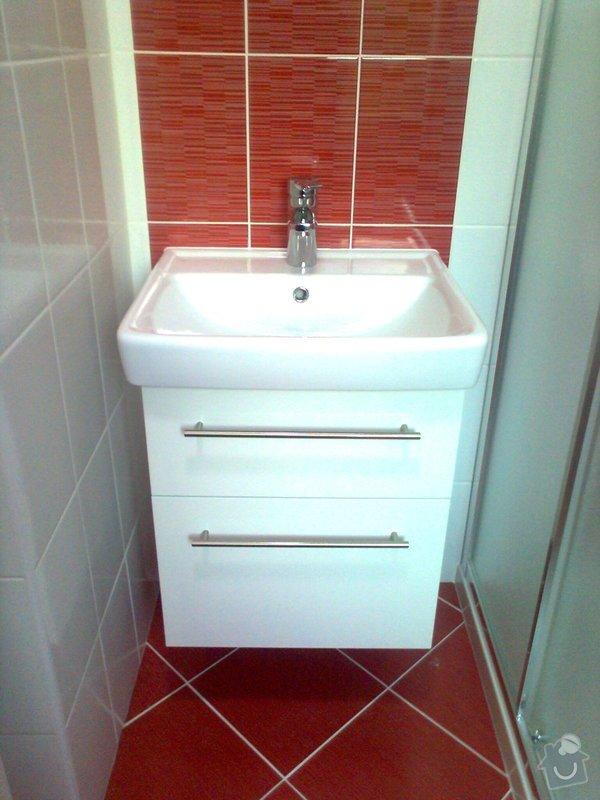Rekonstrukce koupelny: Fotografie1578