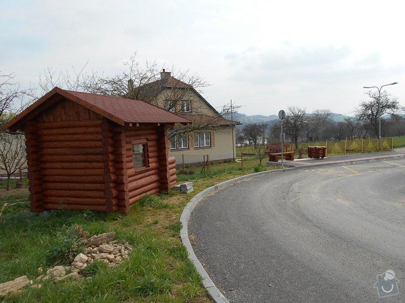 Srubová, autobusová zastávka Dvořiště: 1978866_1381098392145481_4978348222610819564_n