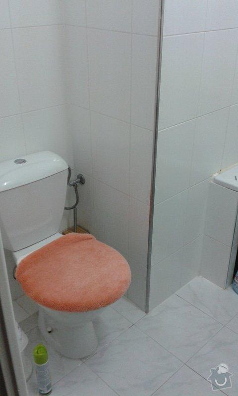 Rekonstrukce koupelny Olomouc: 20140701_192204